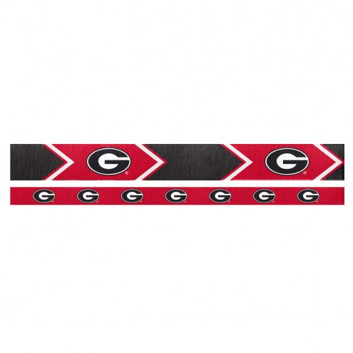 Georgia Bulldogs Headband Set