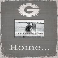 Georgia Bulldogs Home Picture Frame