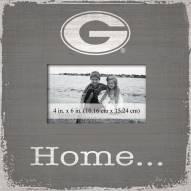 Georgia Bulldogs Home Picture Frame