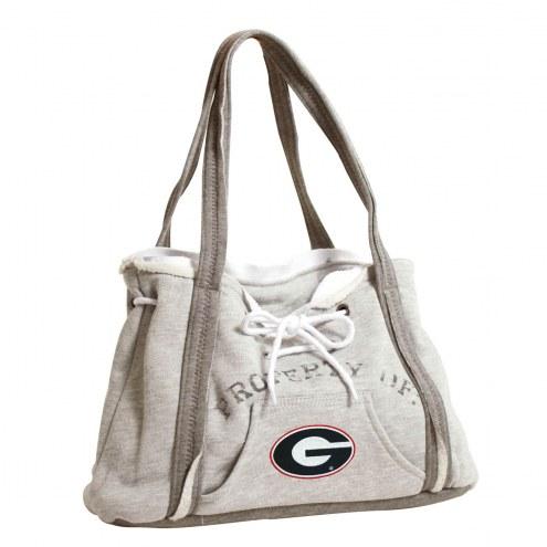 Georgia Bulldogs Hoodie Purse