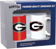 Georgia Bulldogs Home & Away Coffee Mug