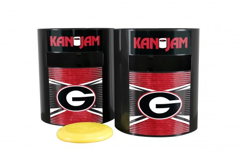 Georgia Bulldogs Kan Jam