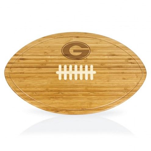 Georgia Bulldogs Kickoff Cutting Board