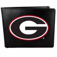 Georgia Bulldogs Large Logo Bi-fold Wallet
