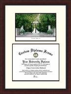 Georgia Bulldogs Legacy Scholar Diploma Frame