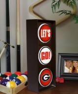 Georgia Bulldogs Let's Go Light