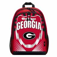 Georgia Bulldogs Lightning Backpack
