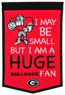 Georgia Bulldogs Lil Fan Traditions Banner
