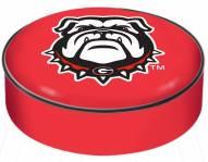 Georgia Bulldogs Logo Bar Stool Seat Cover