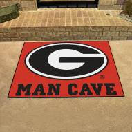 Georgia Bulldogs Man Cave All-Star Rug