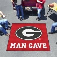 Georgia Bulldogs Man Cave Tailgate Mat