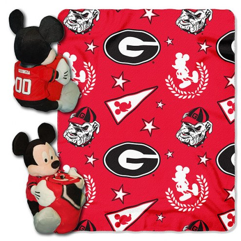 Georgia Bulldogs Mickey Mouse Hugger