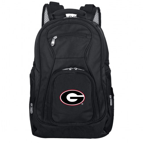Georgia Bulldogs Laptop Travel Backpack