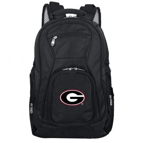 Georgia Bulldogs Laptop Travel Backpack