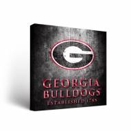 Georgia Bulldogs Museum Canvas Wall Art