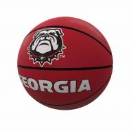 Georgia Bulldogs Official Size Rubber Basketball