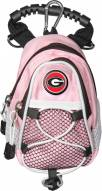 Georgia Bulldogs Pink Mini Day Pack