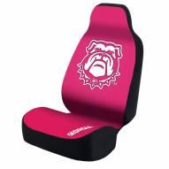 Georgia Bulldogs Pink Universal Bucket Car Seat Cover