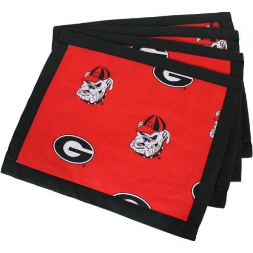 Georgia Bulldogs Placemats