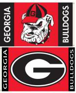 "Georgia Bulldogs ""Combo"" Premium 2-Sided 3' x 5' Flag"