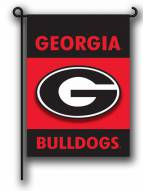 Georgia Bulldogs Premium 2-Sided Garden Flag