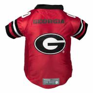 Georgia Bulldogs Premium Dog Jersey