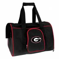 Georgia Bulldogs Premium Pet Carrier Bag