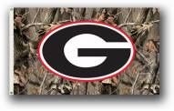 Georgia Bulldogs Premium Realtree Camo 3' x 5' Flag