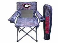 Georgia Bulldogs RealTree Camo Tailgating Chair