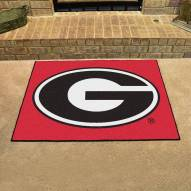 Georgia Bulldogs Red All-Star Mat