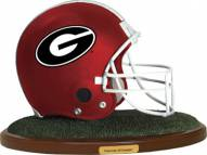 Georgia Bulldogs Collectible Football Helmet Figurine