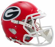 Georgia Bulldogs Riddell Speed Full Size Authentic Football Helmet