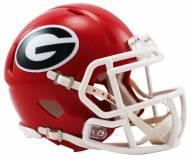 Georgia Bulldogs Riddell Speed Mini Collectible Football Helmet