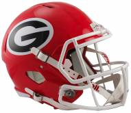 Georgia Bulldogs Riddell Speed Collectible Football Helmet