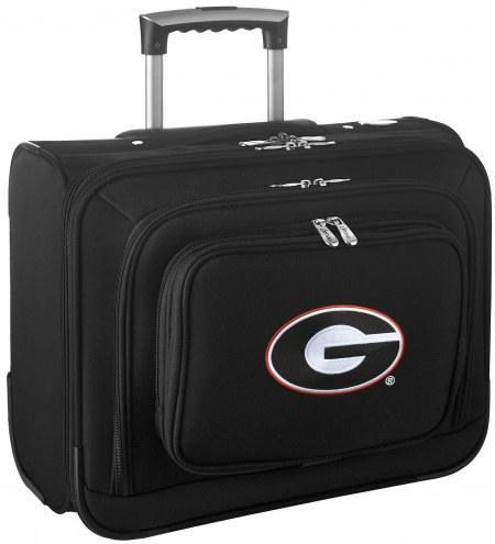 Georgia Bulldogs Rolling Laptop Overnighter Bag