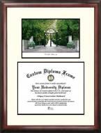 Georgia Bulldogs Scholar Diploma Frame