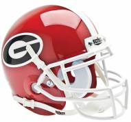 Georgia Bulldogs Schutt Mini Football Helmet