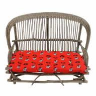 Georgia Bulldogs Settee Chair Cushion