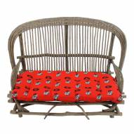Georgia Bulldogs Settee Chair Cushion