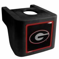 Georgia Bulldogs Shin Shield Hitch Cover