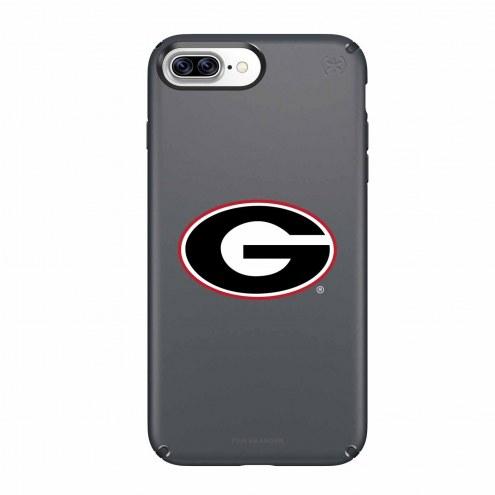 Georgia Bulldogs Speck iPhone 8 Plus/7 Plus Presidio Black Case