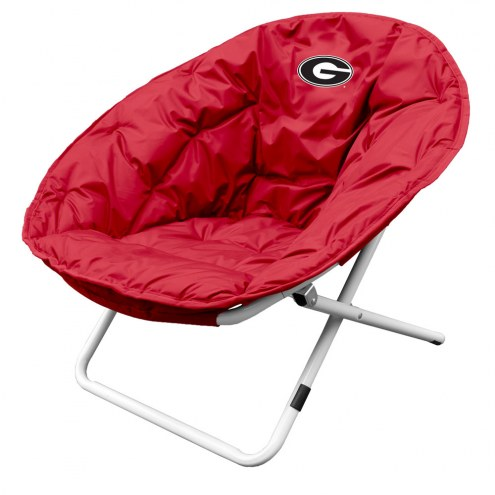 Georgia Bulldogs NCAA Sphere Chair