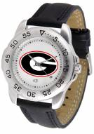 Georgia Bulldogs Sport Men's Watch
