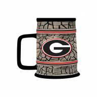 Georgia Bulldogs Stone Stein
