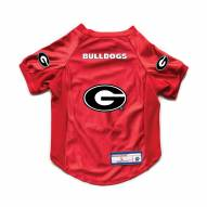 Georgia Bulldogs Stretch Dog Jersey