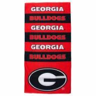 Georgia Bulldogs Superdana Bandana