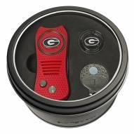 Georgia Bulldogs Switchfix Golf Divot Tool, Hat Clip, & Ball Marker