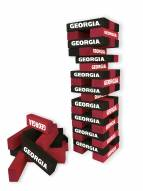 Georgia Bulldogs Table Top Stackers