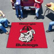 Georgia Bulldogs Tailgate Mat