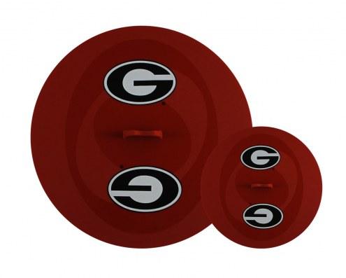 Georgia Bulldogs Tailgate Topperz Lids